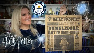 HARRY POTTER GIFTS HAUL. WHAT I HAD FOR MY 40TH BIRTHDAY | VICTORIA MACLEAN