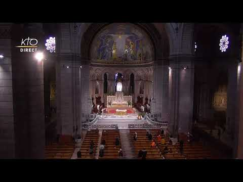 Prière du Milieu du jour du 30 janvier 2021 des Bénédictines du Sacré-Coeur de Montmartre