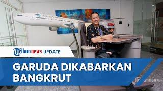 Garuda Indonesia Dikabarkan Bangkrut & Terlilit Utang Menggunung, Begini Penjelasan Direktur Utama