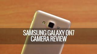 Samsung Galaxy On7 Camera Review
