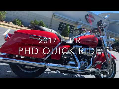 2017 Harley-Davidson Road King® in Portage, Michigan - Video 1