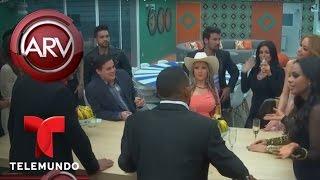 """Carolina Catalino salvada por el teléfono rojo en la casa de """"Big Brother"""""""
