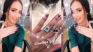 Бузова получила кольцо с бриллиантами от Тимура Батрутдинова💘