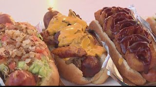 Pinks Famous Hot Dogs