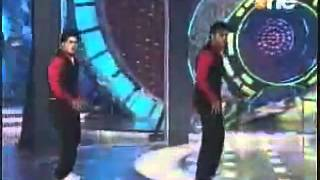 Bakhtiyaar and Chaitanya Performance - Tee and Bee Dance