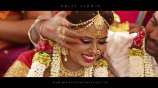 Thiru + Kasturi - Cinematic Wedding Highlight by Jobest