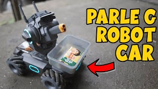 PARLE G ROBOT CAR