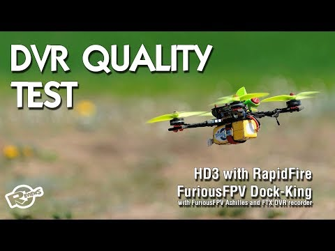 FTX DVR wifi - test samples - from BangGood