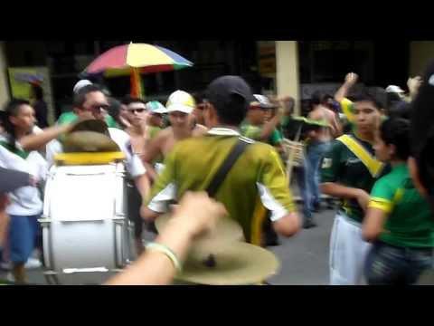 """""""C.D.Q Sos La Droga De Mi Vida.. Cumpleaños #63 Del Atlético Quindio ♥"""" Barra: Artillería Verde Sur • Club: Deportes Quindío"""
