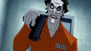 Джокер, Batman lesson - dont give the Joker a glass of water