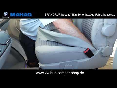 BRANDRUP Second Skin – Schonbezüge so schön wie das Original
