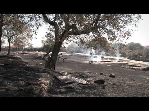 Gesto Solidario. Incendio Villardiegua / Villadepera - Premio Tierras de Zamora 2014