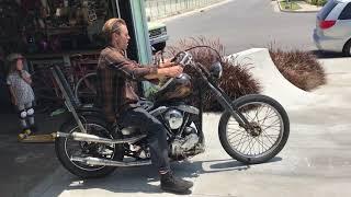 CYCLE ZOMBIES GARAGE Huntington Beach,Ca.2017