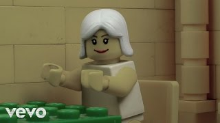 LEGO Sia - Chandelier (Stop-motion Animation)