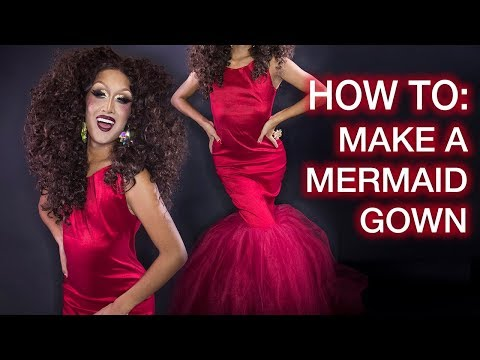 How To Sew A Big Mermaid Gown! Mp3