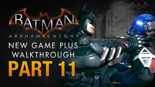Batman: Arkham Knight Walkthrough - Part 11 - Founders' Island