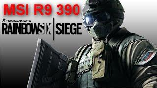 r9 390x rainbow six siege - मुफ्त ऑनलाइन