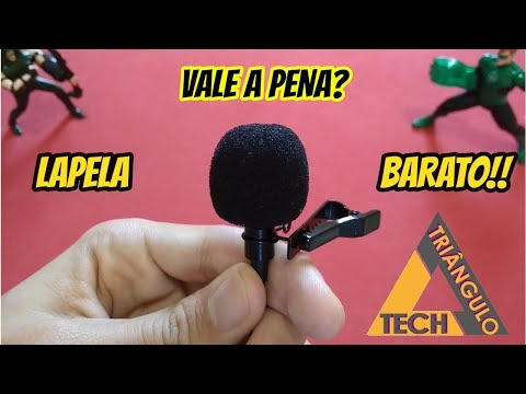 Lapela Bom e Barato | Lapel Great and Cheap