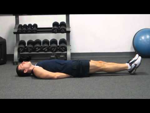 How To Lying Leg Raise | How To Lying Knee Raise | Best Exercise for Lower Abs | HASfit 111111