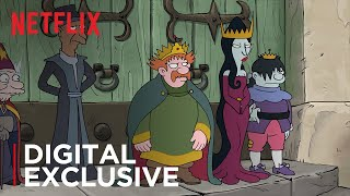 Disenchantment | Welcome to Dreamland | Netflix