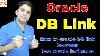 How to create database link in Oracle   Oracle Shooter