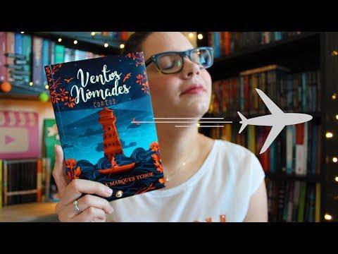 VENTOS NÔMADES (viagens enriquecedoras) ??? | BOOK ADDICT