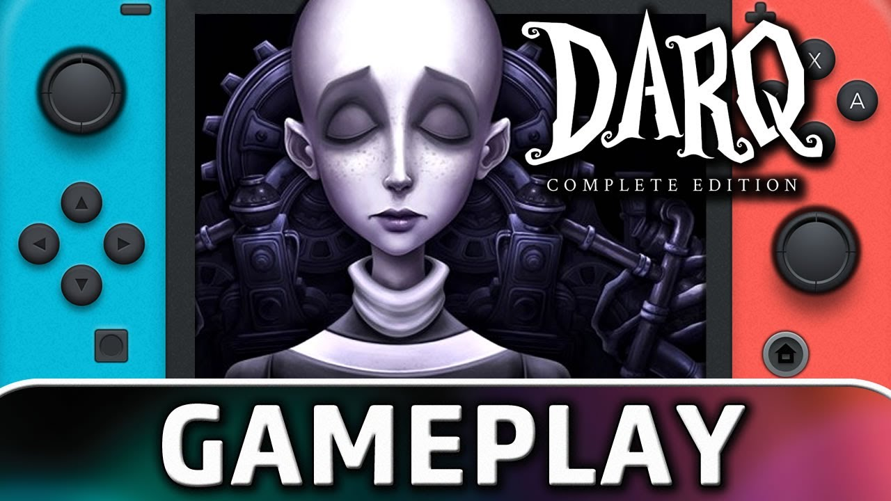 DARQ: Complete Edition   Nintendo Switch Gameplay