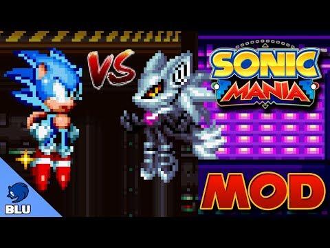 Download Sonic Mania Mod Hyper Shadic En Español Video 3GP