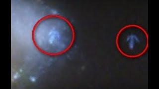 Спутник НАСА зафиксировал ангелов и обитель Бога. Космические странники. Док. фильм.