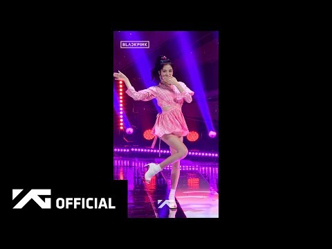 BLACKPINK - JISOO 'Forever Young' FOCUSED CAMERA