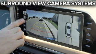 360-Degree Surround View Cameras: How Do They Work?   Ride Tech