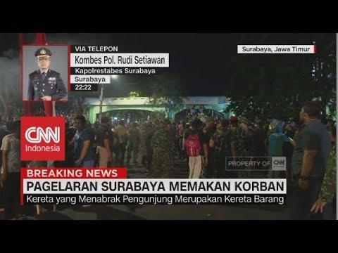 3 Orang Tewas, Inilah Kronologi Jatuhnya Korban pada Pagelaran 'Surabaya Membara'