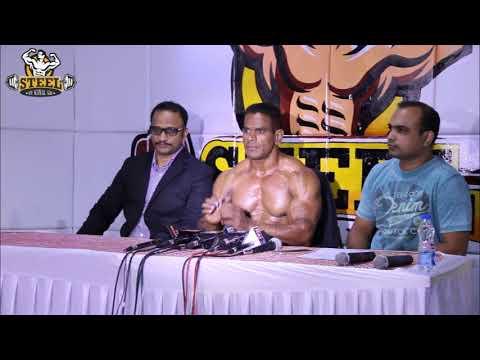 A.k.Rari - Press Release at Steel Gym