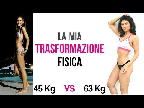 Perdere grasso o aumentare la massa prima