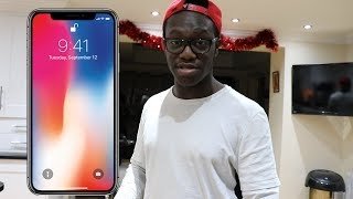 Hacking My Dad's iPhone X