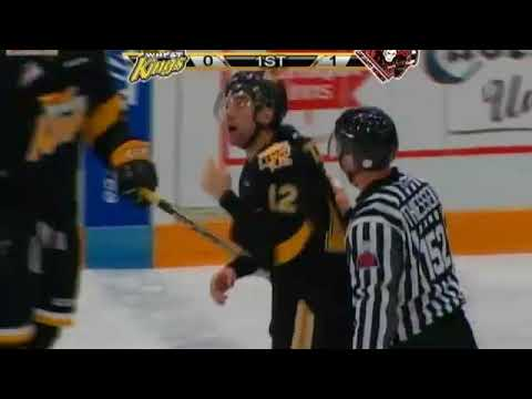 Stelio Mattheos vs. Mark Kastelic