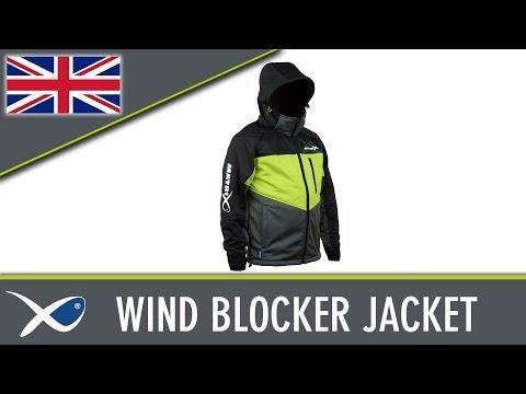 Matrix Wind Blocker Fleece Kabát videó
