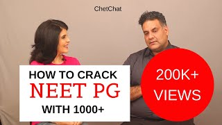 How to Prepare For/Crack NEET PG 2020 Without Coaching   Strategy   How to Score 1000+ in NEET PG