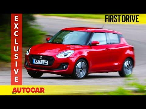 New Suzuki Swift | Exclusive First Drive | Autocar India