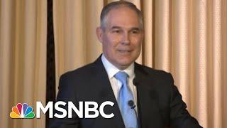 Who Is Andrew Wheeler, The New Acting Head Of The EPA? | Hardball | MSNBC