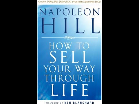 Sell Your Way Through Life - Audiobook By Napoleon Hill