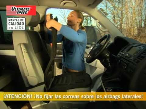 Respaldo De Asiento Con Función Masaje UAMM 12 A1 - Lidl España