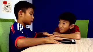 小孩玩計算機,學「複利」?