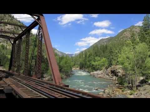 Video Trinidad, a Small Quiet Mountain Town in Colorado
