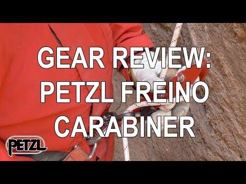 Petzl Freino Carabiner Review