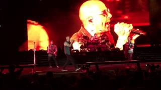 Remenissions live Avenged Sevenfold 9-12-2016. 1st time with Brooks