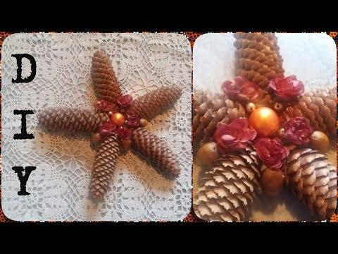 Basteln Mit Tannenzapfen Advent tischdeko aus tannenzapfen basteln diy für weihnachten