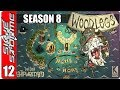 ►BASE BUILDING!◀ Don't Starve Shipwrecked Woodlegs S8E12