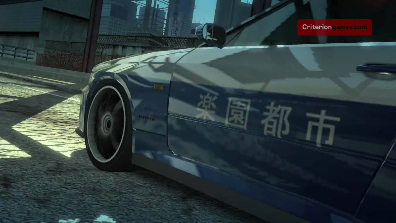 Burnout Paradise Police Finally Catching On