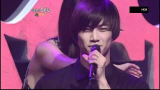 091220 초콜릿 2PM  talk+Last Christmas+Only You
